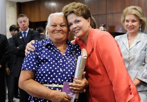 brésil,présidente,dilma vana rousseff