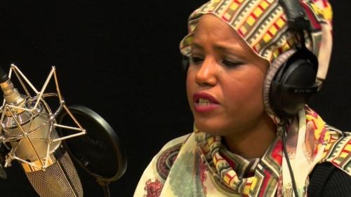 Sahara Occidental, Maroc, Aziza Brahim, musique, Front Polisario, Blues du Désert