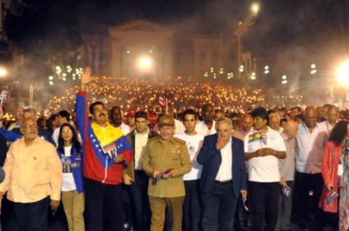 Venezuela infos dans CELAC - Communauté des États Latino-américains et des Caraïbes, impérialisme, relation Sud-Sud, unité latino-américaine
