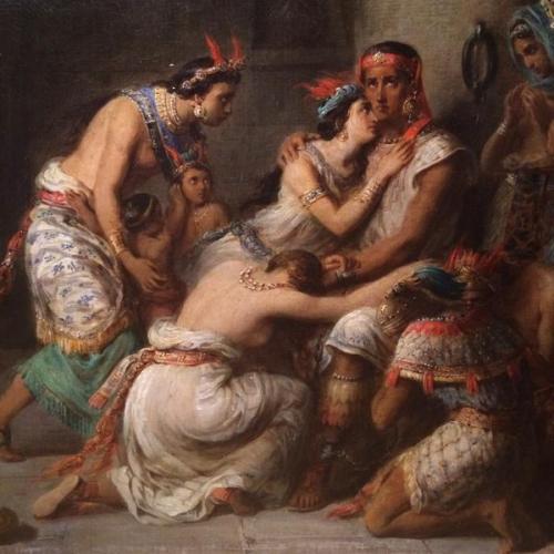 exposition,quai branly,l'inca et le conquistador